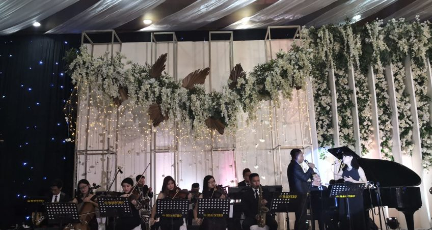 The Wedding of Shermio & Aurelia